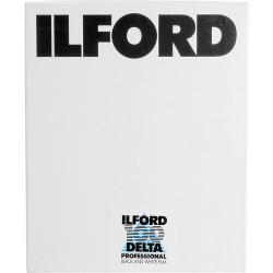 фото филм Ilford 1743445 Delta 100 Professional B&W 4X5in / 25