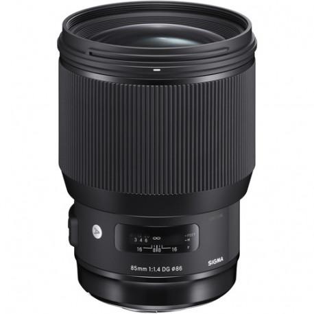 Sigma 85mm f/1.4 DG HSM Art - Nikon F
