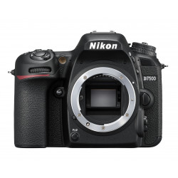 DSLR camera Nikon D7500 + Lens Nikon DX 18-200mm f/3.5-5.6 VR + Memory card Lexar Professional SD 64GB XC 633X 95MB / S