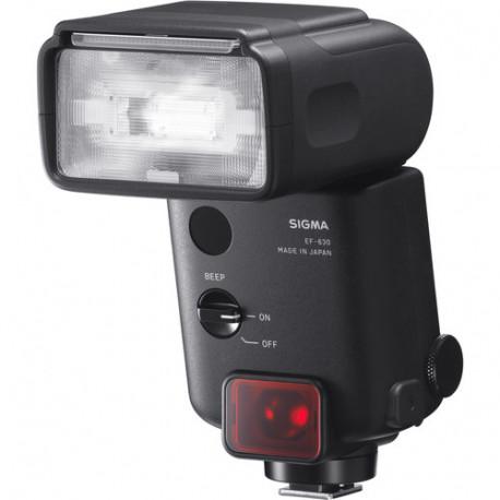 Sigma EF-630 - Canon