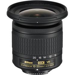 Nikon AF-P DX NIKKOR 10-20mm f / 4.5-5.6G VR