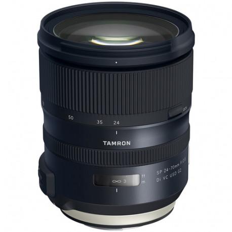 обектив Tamron SP 24-70mm f/2.8 Di VC USD G2 - Canon EF + филтър Rodenstock Digital Pro MC UV Blocking Filter 82mm