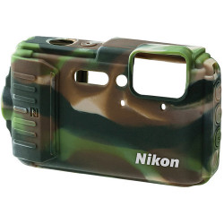 Case Nikon Silicone Jacket for AW130 CF-CP002