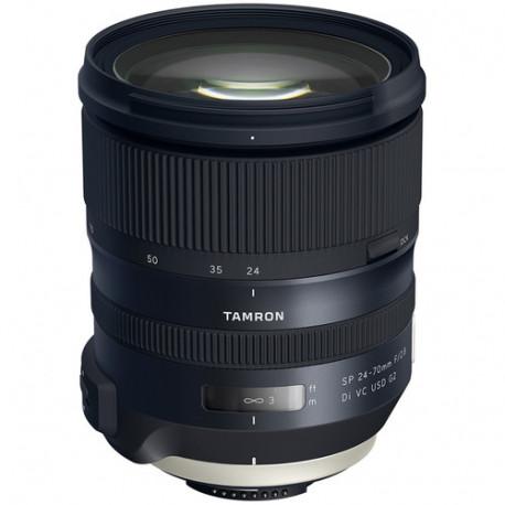 Tamron SP 24-70mm f/2.8 Di VC USD G2 - Nikon F