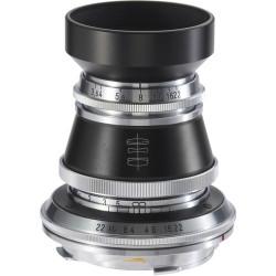 Lens Voigtlander Heliar 50mm f / 3.5 - Leica M