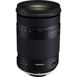 Lens Tamron 18-400mm f / 3.5-6.3 Di II VC HLD - Nikon F
