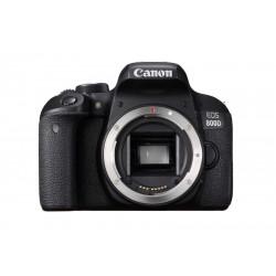 фотоапарат Canon EOS 800D + обектив Canon EF 50mm f/1.8 STM