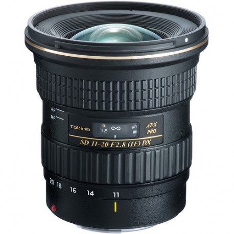 Tokina AT-X 11-20mm f / 2.8 Pro DX - Canon EF
