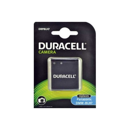 Duracell DRPBLH7 equivalent to DMW-BLH7