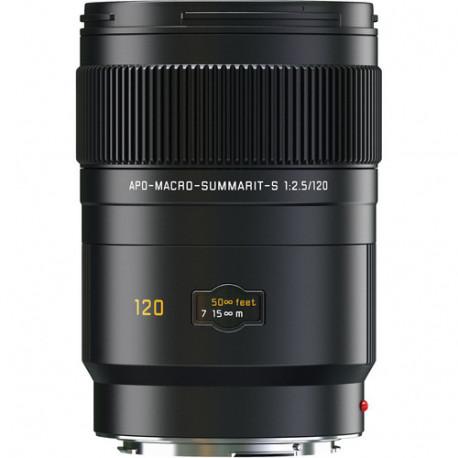 Leica APO MACRO Summarit-S 120mm f/2.5