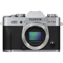 Fujifilm X-T20 (сребрист)