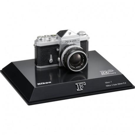 Nikon 100-TH Anniversary Miniature Nikon F