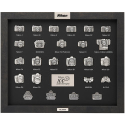 фото-сувенир Nikon 100-th Anniversary Pin Collection
