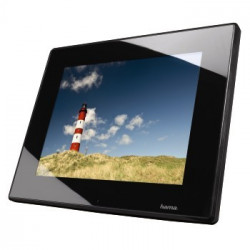 Digital Frame Hama 118595 Digital Photo Frame 12.1 '' 800X600 (Black)