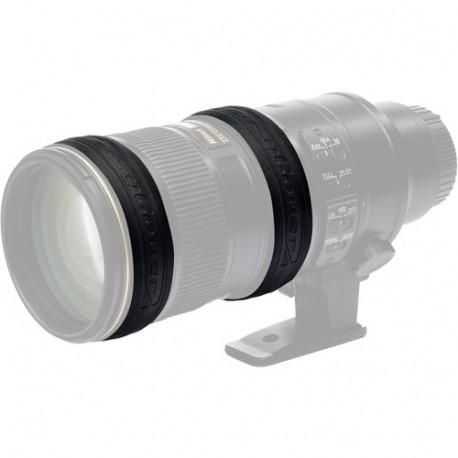 EasyCover EC2LRB силиконови пръстени за обектив (черно)