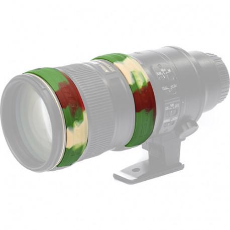 EasyCover EC2LRC силиконови пръстени за обектив (камуфлаж)
