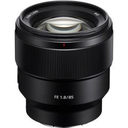 обектив Sony FE 85mm f/1.8