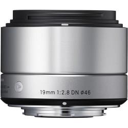 19mm f/2.8 DN | A - MFT (сребрист)