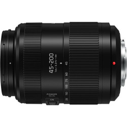 Panasonic LUMIX G 45-200MM F / 4-5.6 OIS II