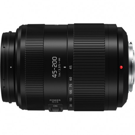 Panasonic LUMIX G 45-200MM F/4-5.6 OIS II