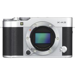 Fujifilm X-A3 (сребрист)