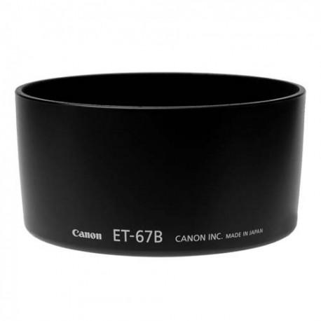 Canon ET-67B sunshade
