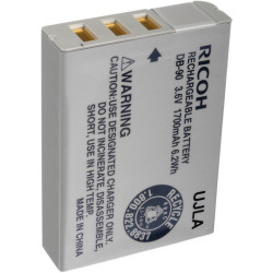 Ricoh DB-90 Lithium-Ion Rechargeable Battery