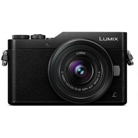 фотоапарат Panasonic GX800 + обектив Panasonic 12-32mm f/3.5-5.6
