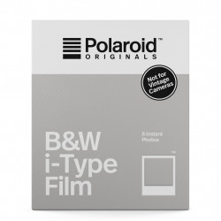 Polaroid Originals i-Type black and white