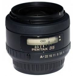 Lens Pentax SMC 35MM F/2 FA AL