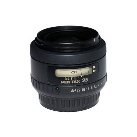 Pentax SMC 35MM F/2 FA AL
