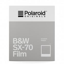 фото филм Polaroid Originals SX-70 черно-бял