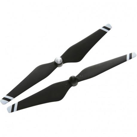 DJI Rotor Self-Tightening Carbon Fiber (Black / White)