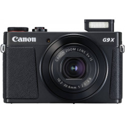 Camera Canon PowerShot G9X MARK II (Black) + Original Canon Case