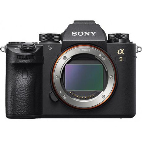 Camera Sony A9 + Lens Sony FE 24-105mm f/4 G OSS