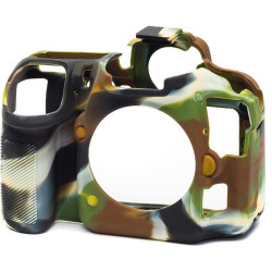 Accessory EasyCover ECND500C - Silicone Protector for Nikon D500 (Camouflage)