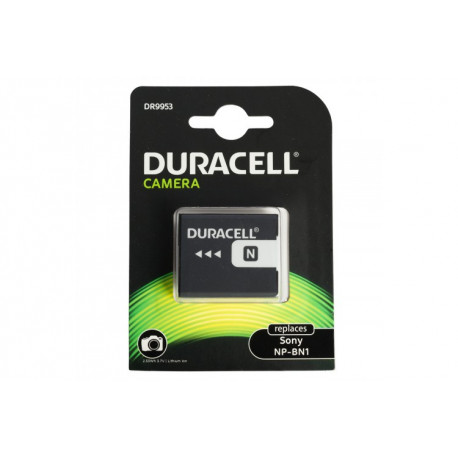 Duracell DR9953 Li-Ion Battery - Sony NP-BN1