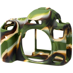 Accessory EasyCover ECC5D4C Silicone Protector for Canon 5D MARK IV (Camouflage)