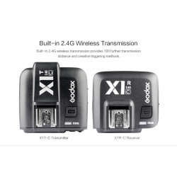 синхронизатор Godox X1c TTL Wireless Flash Trigger - Canon