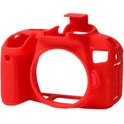 аксесоар EasyCover ECC800DR - за Canon 800D (червен)