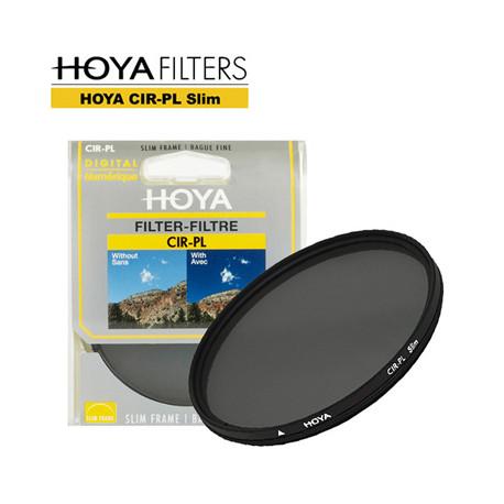 Hoya Cir-Pl Slim 62mm