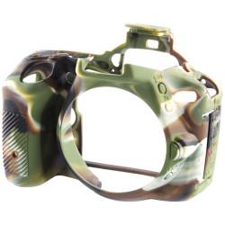 аксесоар EasyCover ECND5500C - силиконов протектор за Nikon D5500/D5600 (камуфлаж)