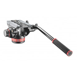 Tripod head Manfrotto MVH502AH Pro fluid video head