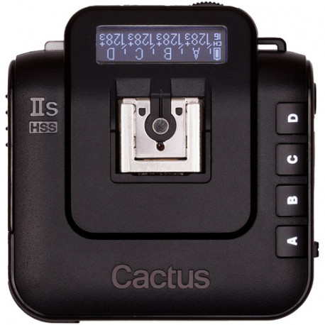 Cactus V6 IIS Wireless Flash Transceiver - Sony