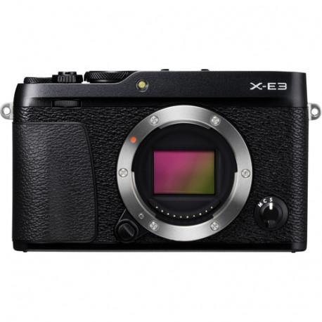Fujifilm X-E3 (черен)