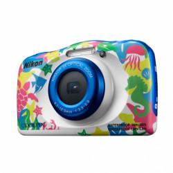 фотоапарат Nikon Coolpix W100 (marine) + раничка
