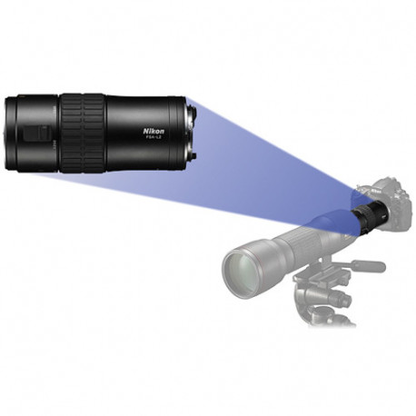 Nikon FSA-L2 Fieldscope DSLR Camera Attachment