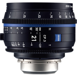 Lens Zeiss CP.3 21mm T/2.9 Compact Prime - PL