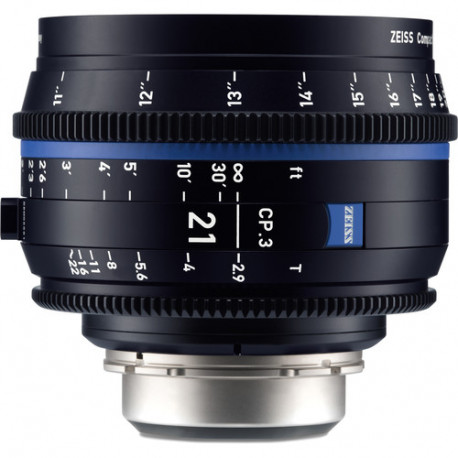 Zeiss CP.3 21mm T/2.9 Compact Prime - PL