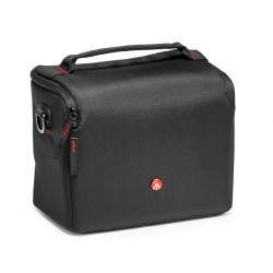 чанта Manfrotto Essential M shoulder bag M MB SB-M-E (черно)